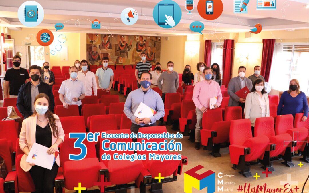 @cmuloyola en el 3º Encuentro de Comunicación de ACMM