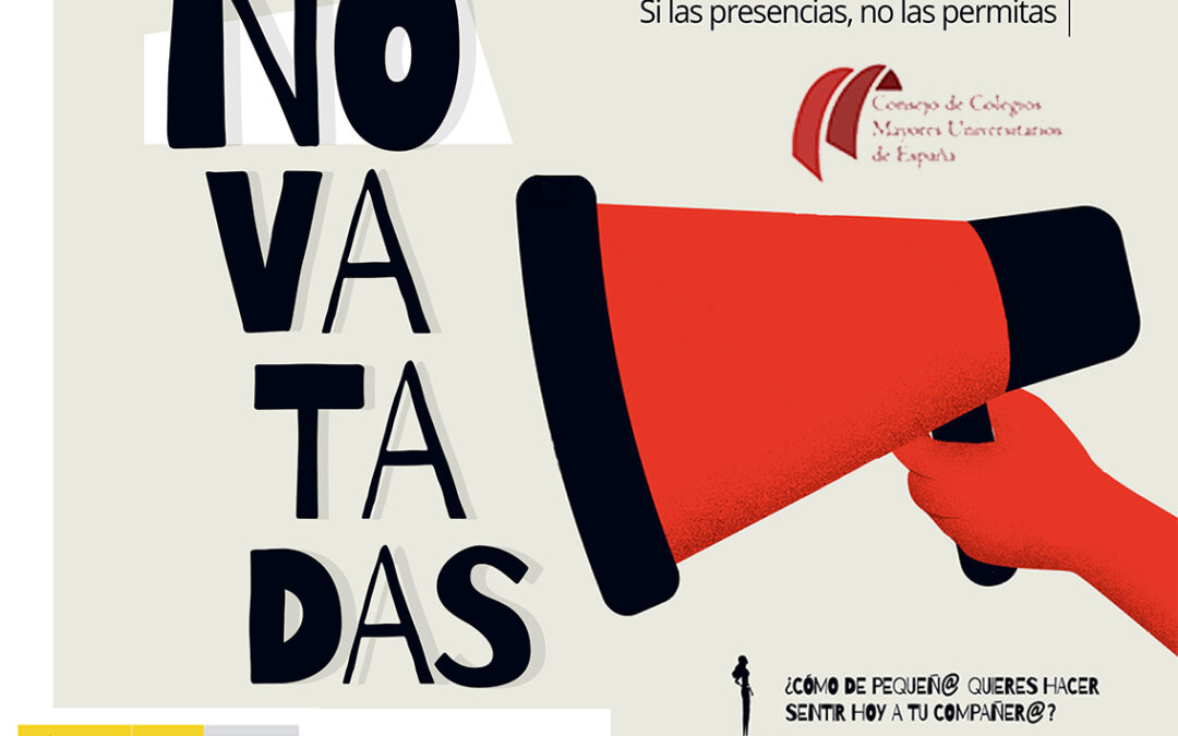 Campaña «Si las presencias, no las permitas»