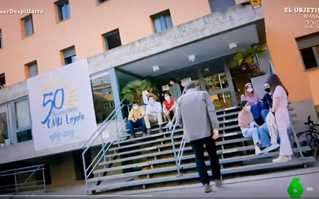 El Loyola contra el desperdicio alimentario